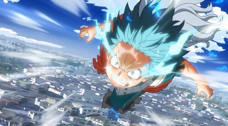 Imagen de My Hero Academia: Calculan el poder de Deku 'One For All 100%' en la vida real