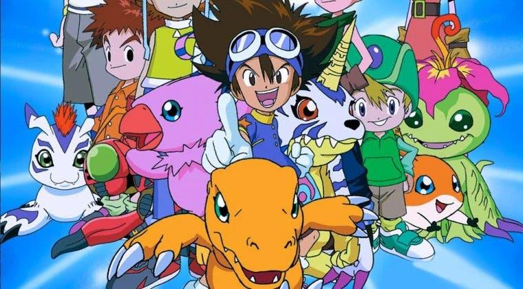 Imagen de Muestran la primera imagen de Digimon Adventure: Ψ