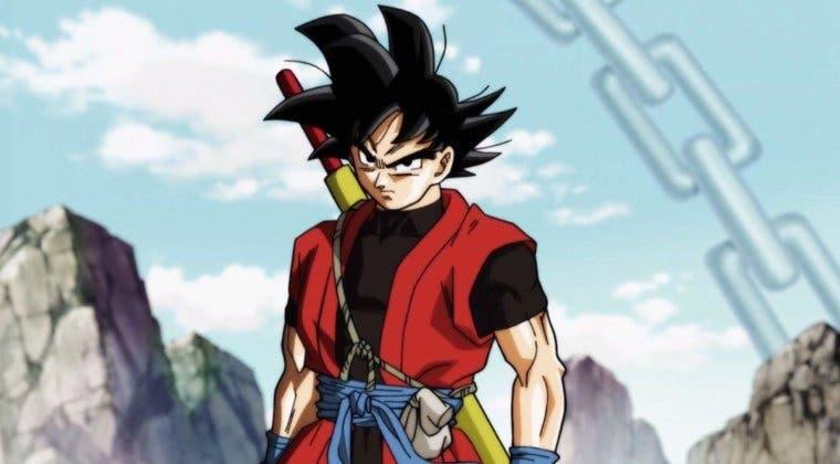 Imagen de Descubre al nuevo villano de Dragon Ball Heroes en su episodio especial