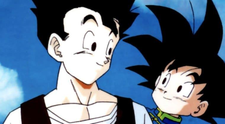 Imagen de Dragon Ball Z: Un artista imagina cómo sería la fusión de Gohan y Goten
