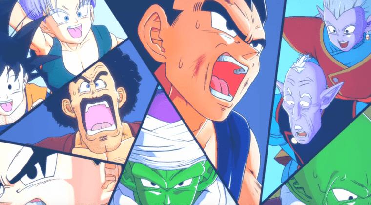 Imagen de Dragon Ball Z: Kakarot se luce en su imponente tráiler de lanzamiento