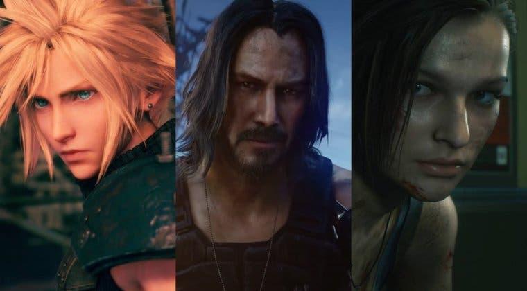Imagen de Así es el alocado abril 2020 tras el retraso de Final Fantasy VII Remake