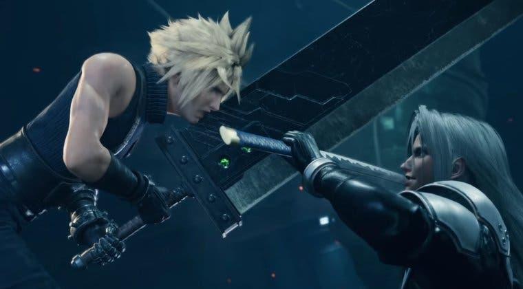 Imagen de Final Fantasy VII Remake luce nuevo tráiler con Red XIII, Cloud travesti y más