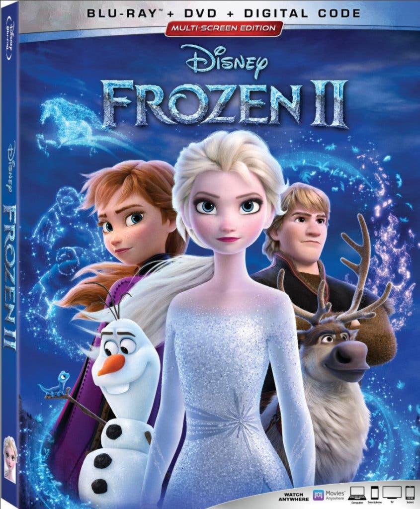 Imagen de Frozen 2: Fechas y contenidos del lanzamiento en Blu -ray