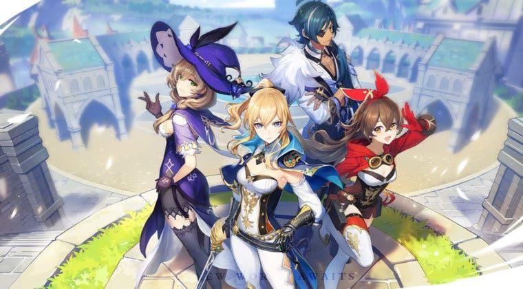 Imagen de Genshin Impact también llevará su experiencia RPG a Nintendo Switch