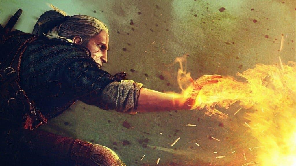 geralt of rivia the witcher 2 assassins of kings game hd wallpaper 1920x1080 8946