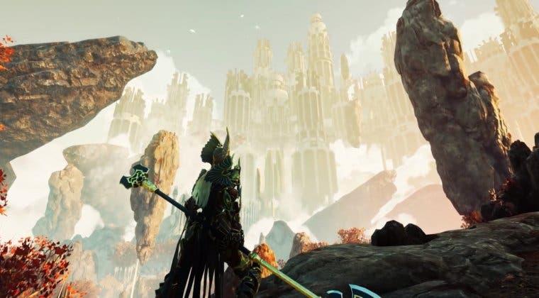 Imagen de Filtrado al completo un gameplay tráiler de Godfall
