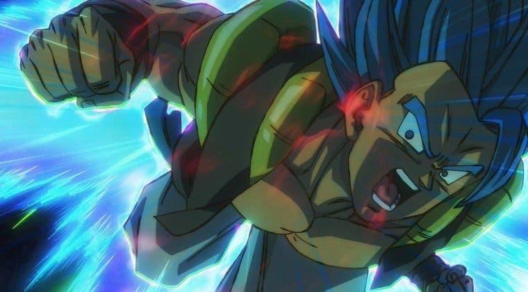Imagen de Así sería Gogeta si alcanzara el Ultra Instinto en Dragon Ball Heroes