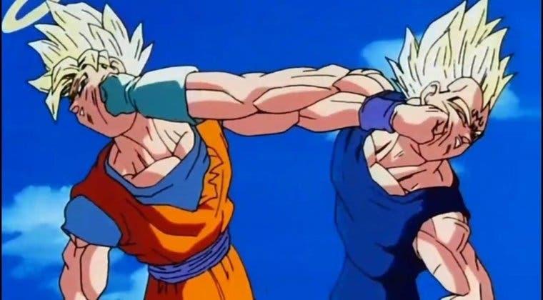 Imagen de Dragon Ball Z: Reinventan el combate de Goku y Majin Vegeta con el Super Saiyan 3