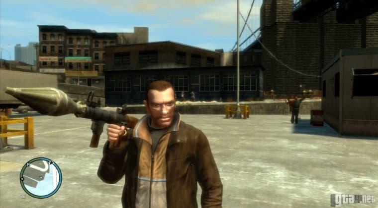 Imagen de Desaparece la opción de compra de GTA IV en Steam