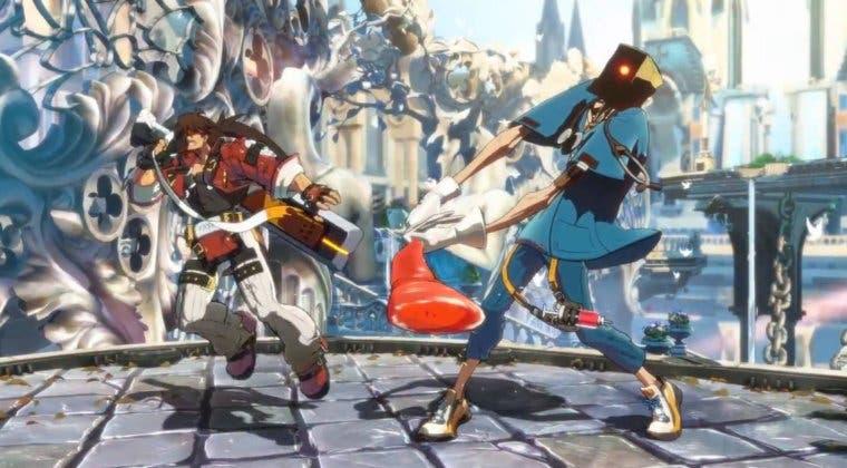 Imagen de Guilty Gear: Strive termina con la presentación de personajes de su beta con Faust