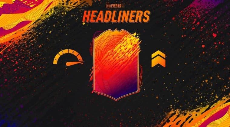 Imagen de Estos son y así funcionan los Headliners en FIFA 20 Ultimate Team