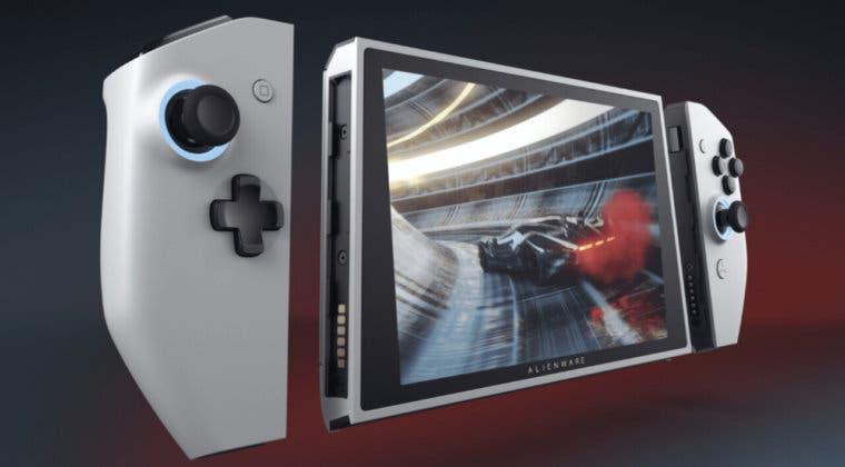 Imagen de Alienware presenta Concept UFO: un mini PC basado en el diseño de Nintendo Switch