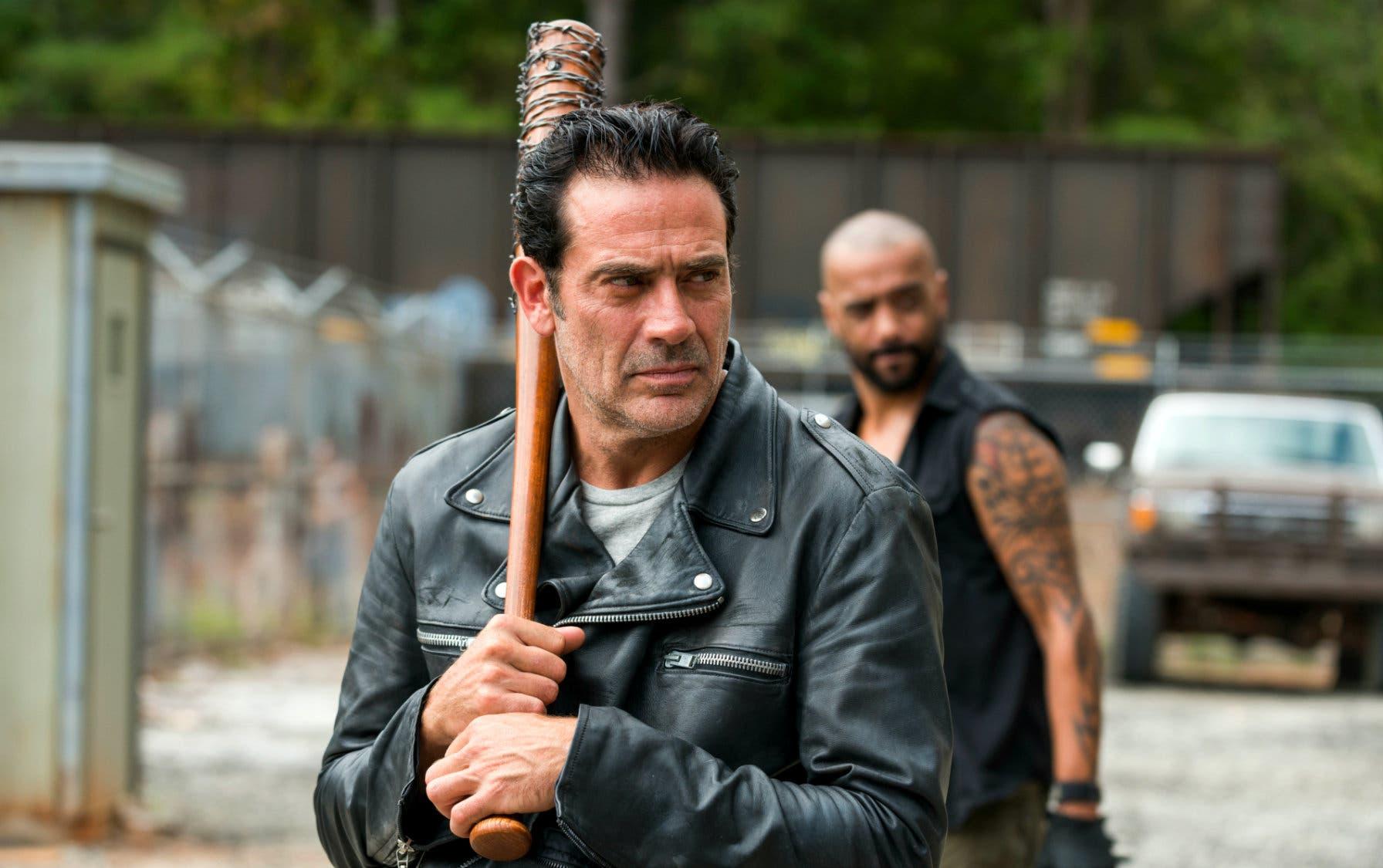 The Walking Dead Jeffrey Dean Morgan Negan Spin-off