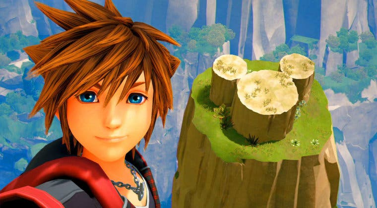 Imagen de Kingdom Hearts III: Modo foto, diapositivas y batallas 'premium' de Re:Mind