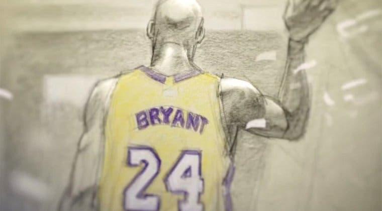 Imagen de Así es Dear Basketball, el corto con el que Kobe Bryant ganó un Oscar