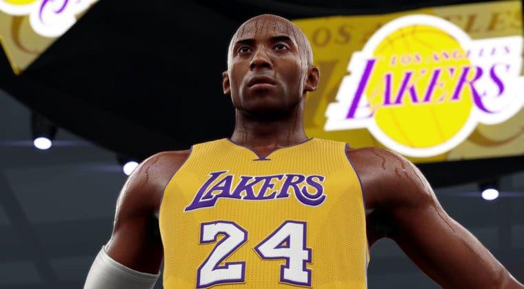 Imagen de NBA 2K20 y su comunidad rinden homenaje a Kobe Bryant