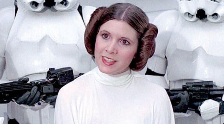 Imagen de Una novela de Star Wars explica por qué murió realmente la Princesa Leia