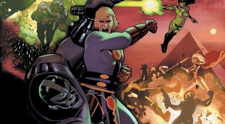 Imagen de Los Eternos: Marvel comparte la sinopsis y la descripción de los personajes de la película