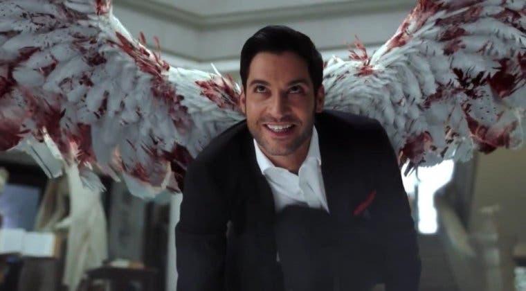 Imagen de Tom Ellis firma el contrato para continuar en la temporada 6 de Lucifer