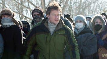 Imagen de Matt Damon aclara la polémica que se ha formado por su insulto homófobo