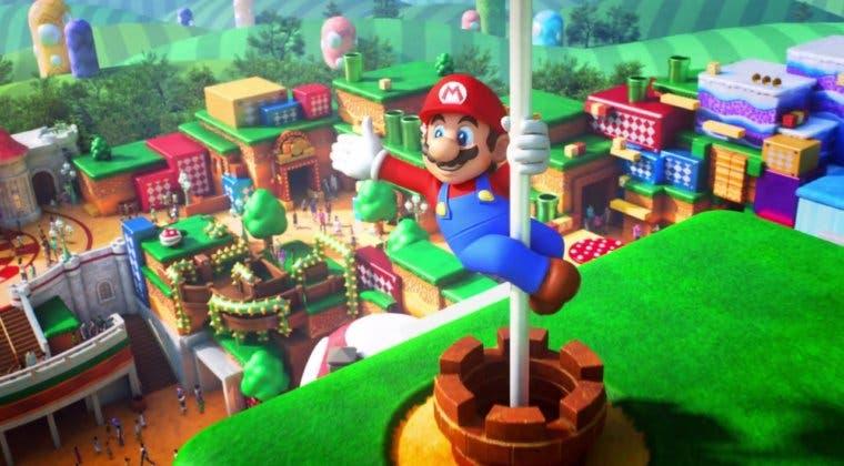Imagen de El parque de atracciones Super Mario World contará con un espacio para Mario Kart