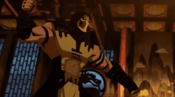 Imagen de Mortal Kombat Legends: Scorpion's Revenge se luce en su primer tráiler