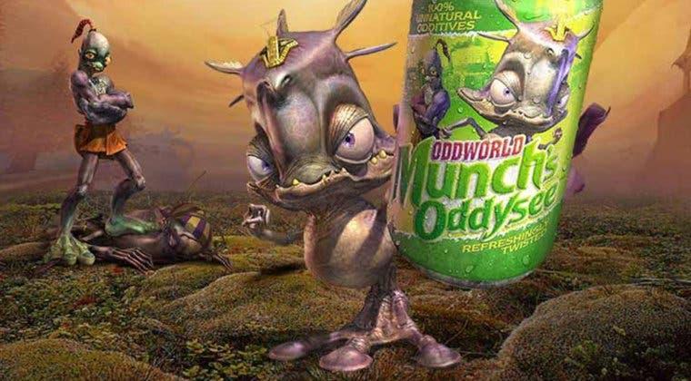 Imagen de Oddworld: Munch's Oddysee HD apunta a un lanzamiento en Nintendo Switch