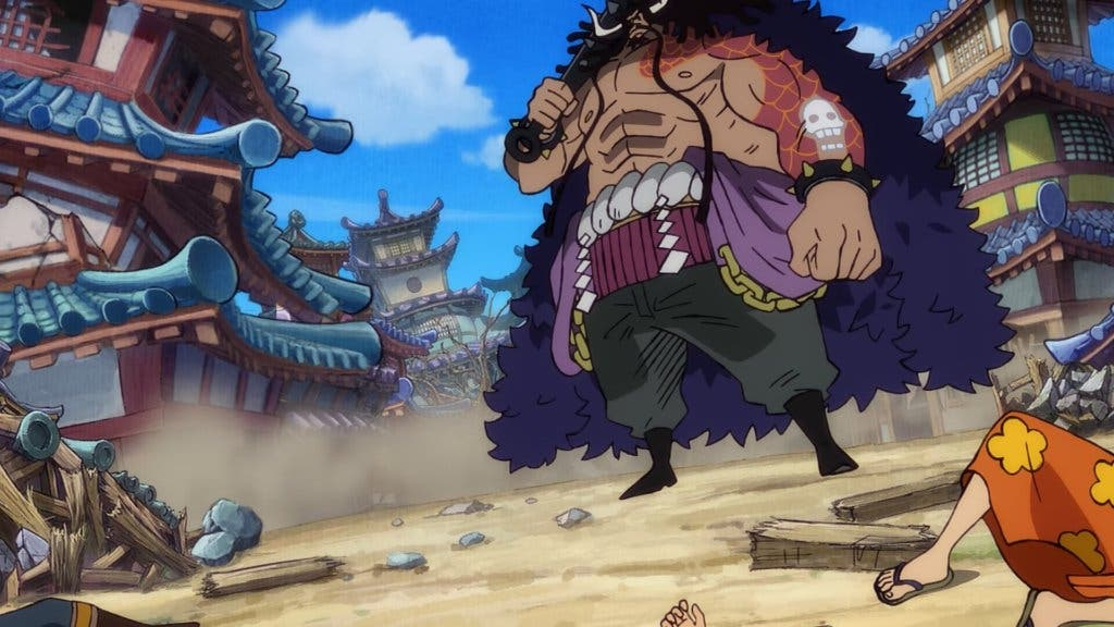 Imagen de One Piece: crítica y resumen del episodio 916 del anime