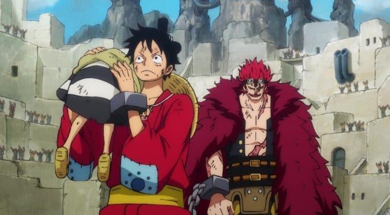 Imagen de One Piece: crítica y resumen del capítulo 980 del manga