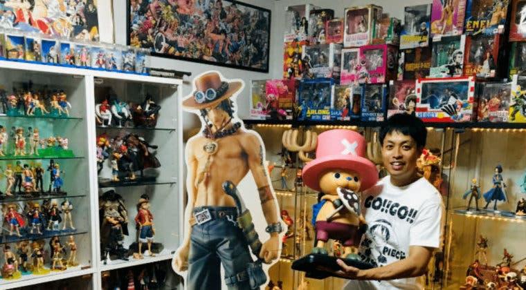 Imagen de Un fan de One Piece establece este salvaje récord Guinness
