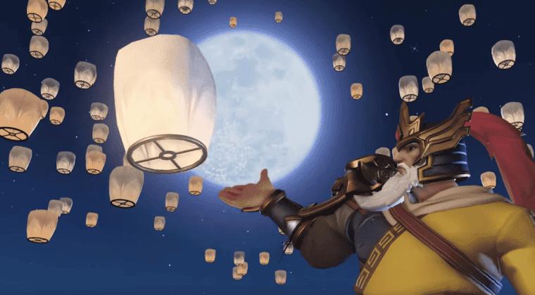 Imagen de Overwatch celebra el Año Nuevo Lunar con un evento de tiempo limitado