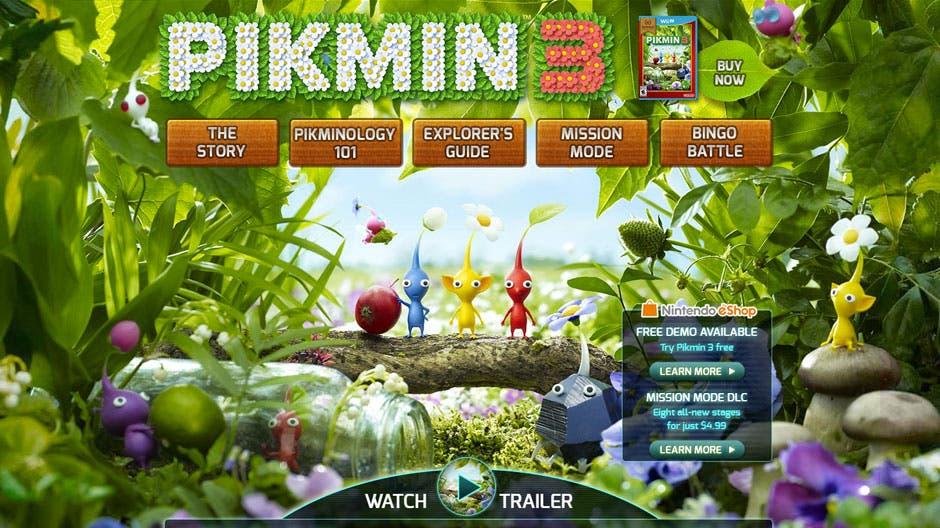Imagen de ¿Vuelve Pikmin? Un nuevo movimiento por parte de Nintendo desata los rumores