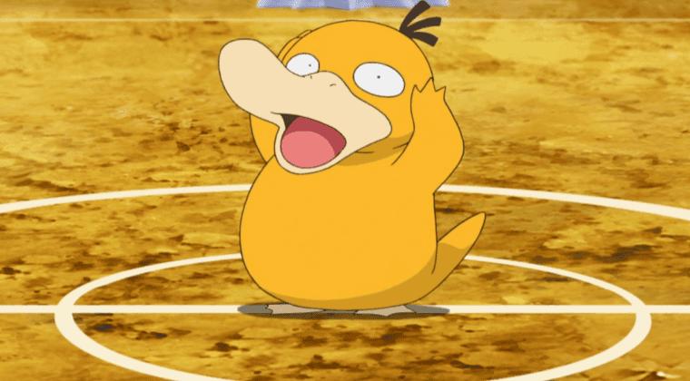 Imagen de Primer vistazo a parte de la silueta del nuevo pokémon singular