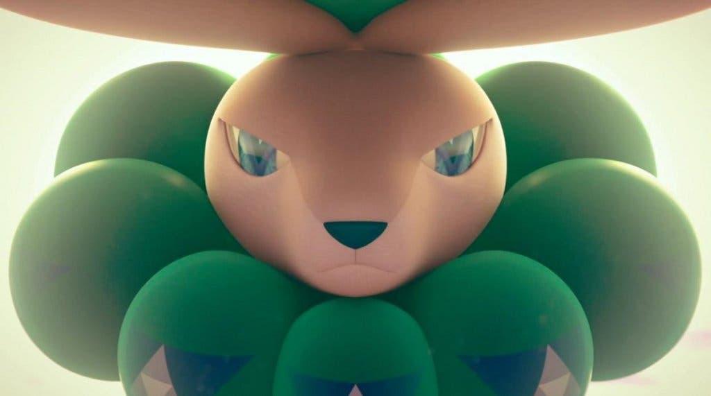 pokemon legrndario nuevo