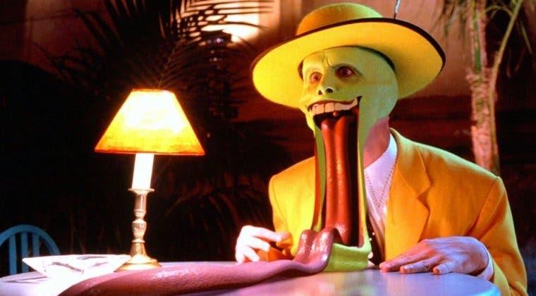 Imagen de Jim Carrey, interesado en una secuela de La Máscara bajo una condición