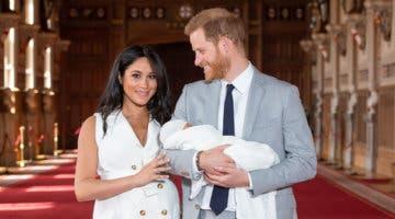 Imagen de La historia del Príncipe Harry y Meghan Markle podría terminar siendo adaptada en Netflix