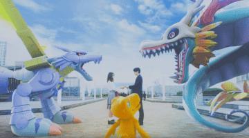 Imagen de Project Digimon se presenta con un tráiler y apunta a un juego de realidad aumentada a lo Pokémon GO