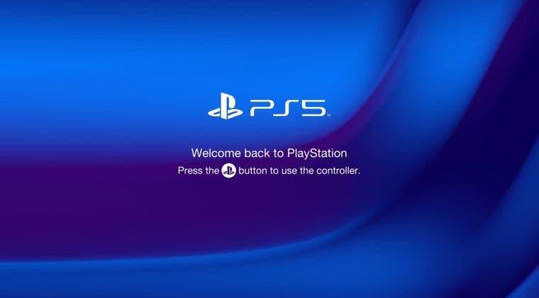 Imagen de Imaginan la pantalla de inicio de PS5 como un viaje al pasado