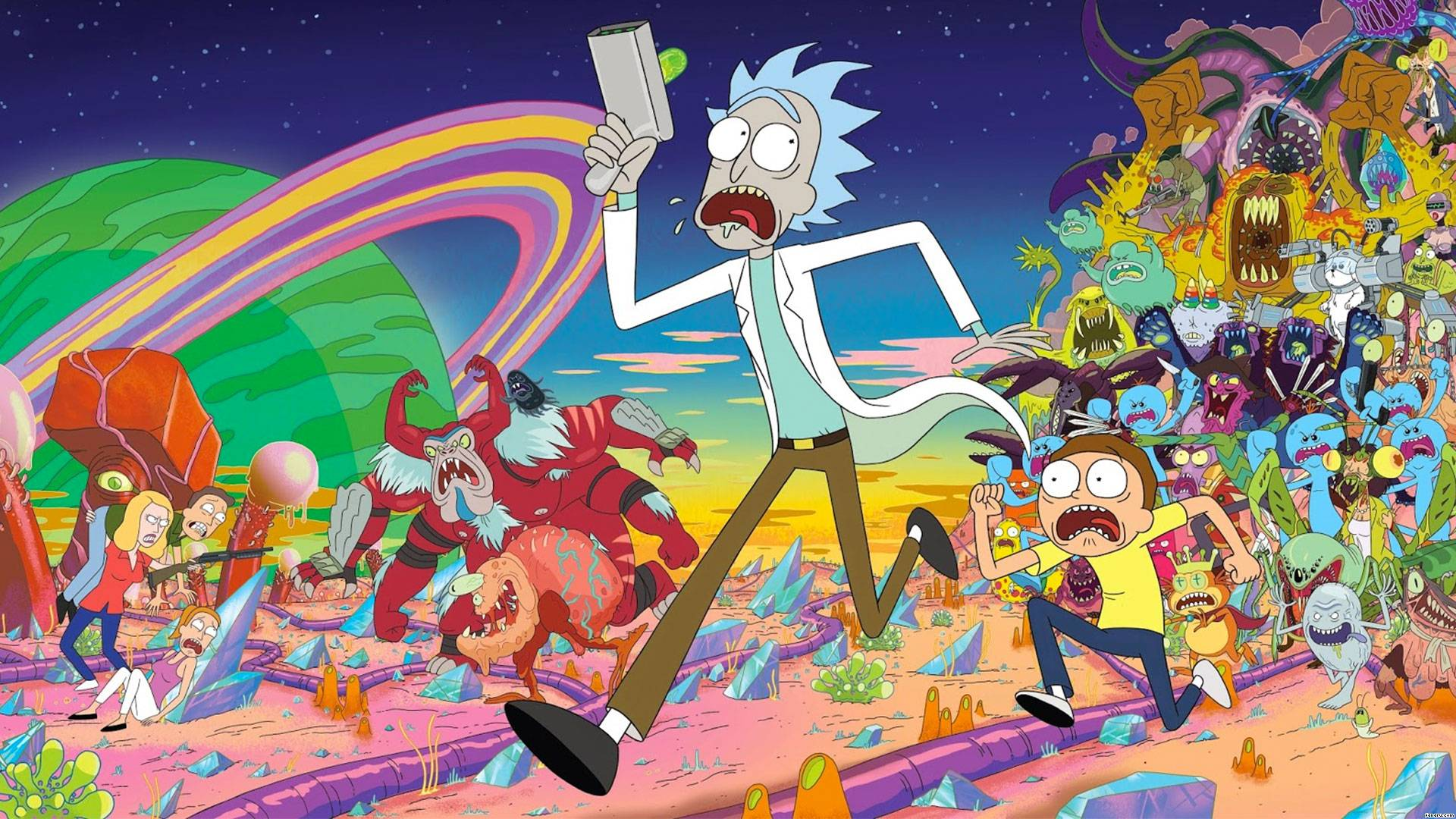 Rick y Morty: Cuándo estará disponible el capítulo 8 de la temporada 4