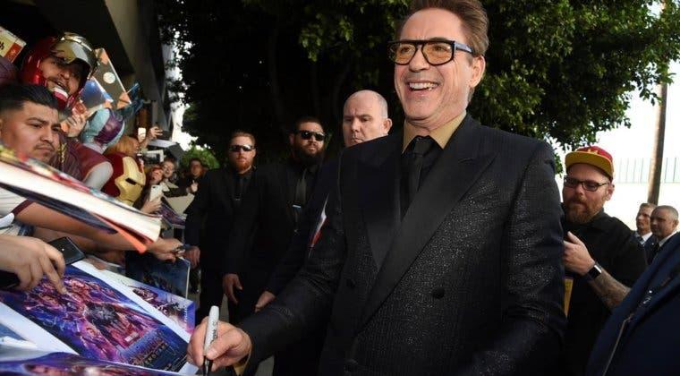 Imagen de Robert Downey Jr. está deseando ver el Batman de Pattinson