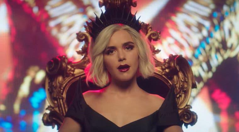 Imagen de Sabrina se corona reina del infierno en el tráiler de su tercera temporada