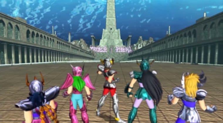Imagen de Saint Seiya: Shining Soldiers confirma su lanzamiento en Occidente