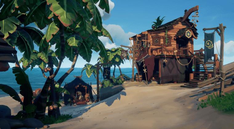 Imagen de Sea of Thieves recibe la expansión gratuita Legends of the Sea