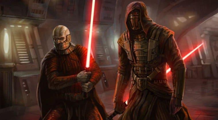 Imagen de Star Wars: Caballeros de la Antigua República volvería con un nuevo juego