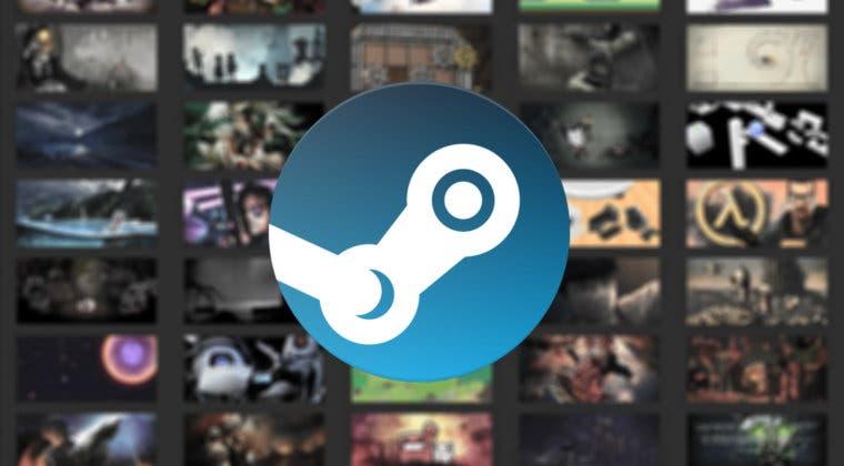 Imagen de Steam: solo dos títulos de la lista de los más vendidos fueron nuevos lanzamientos