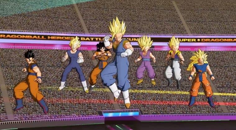Imagen de Super Dragon Ball Heroes: World Mission recibe su quinta actualización gratuita