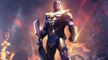 Imagen de Vengadores: Endgame - Así luce el arma alternativa de Thanos