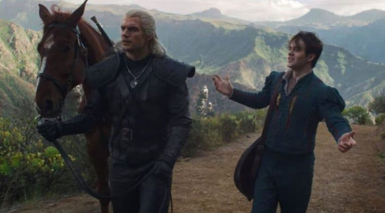 Imagen de The Witcher se fusiona con Friends en este hilarante opening
