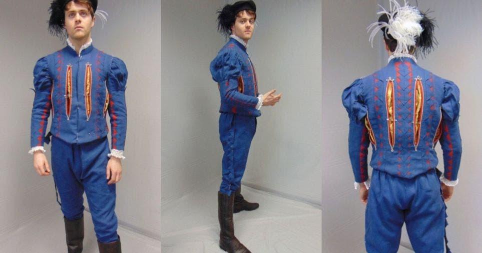 Imagen de El ridículo vestuario que podría haber llevado Jaskier en The Witcher